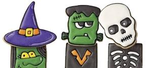 Découpoirs Personnages d'Halloween