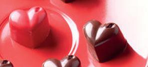 Moule à chocolat Monamour