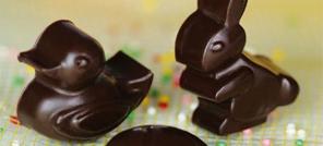 Moule à chocolat Pâques