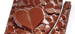 Moule Tablette Coeur