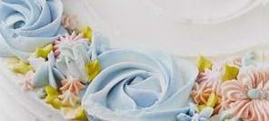 Trousse Fleurs en glaçage