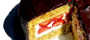 Moule Gâteau Victoria Surprise